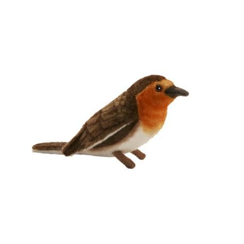 Hansa 4551 Rotkehlchen 14 cm Vogel