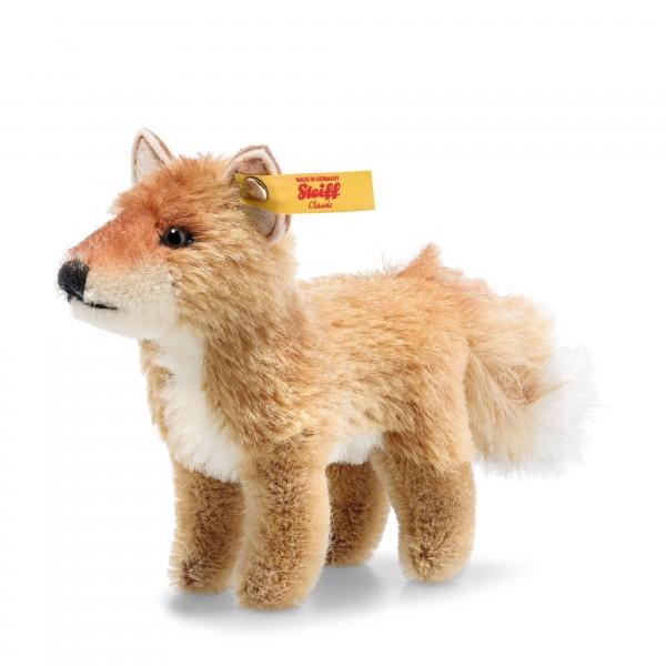 Steiff 033544 National Geographic Fuchs 12 cm in Geschenkbox