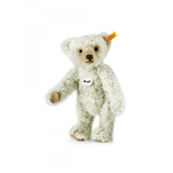 Steiff 000324 Classic Teddybär Oliver Mohair grau 32 cm