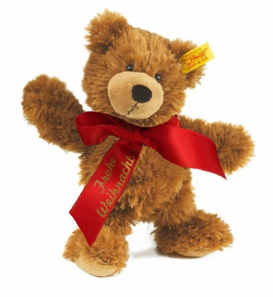 Steiff 988035 Charly Teddybär 23 cm Frohe Weihnachten