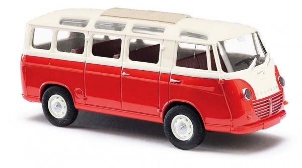 DreiKa Goliath Express 1100 Luxusbus rot/creme