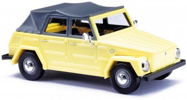 Busch 52701 VW 181 Kurierwagen gelb