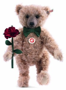Steiff 682049 Romeo, the Special Moments Teddy Bear Mohair 38 cm USA
