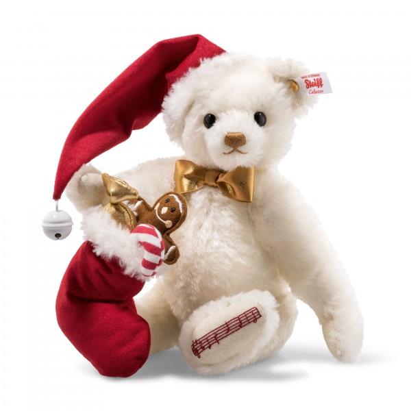 Steiff 006562 Sweet Santa Teddybär 27 cm