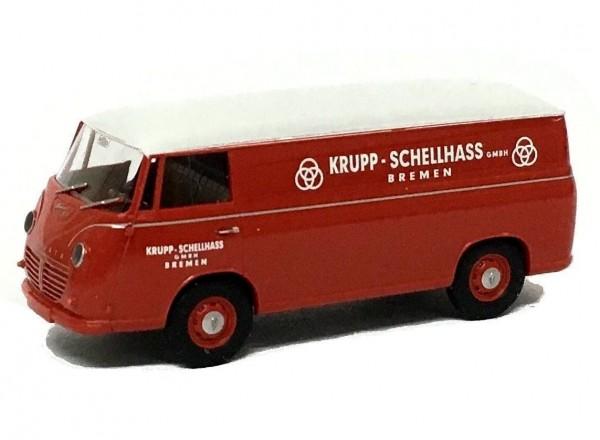 DreiKa Goliath Express 1100 Kasten Krupp-Schellhass