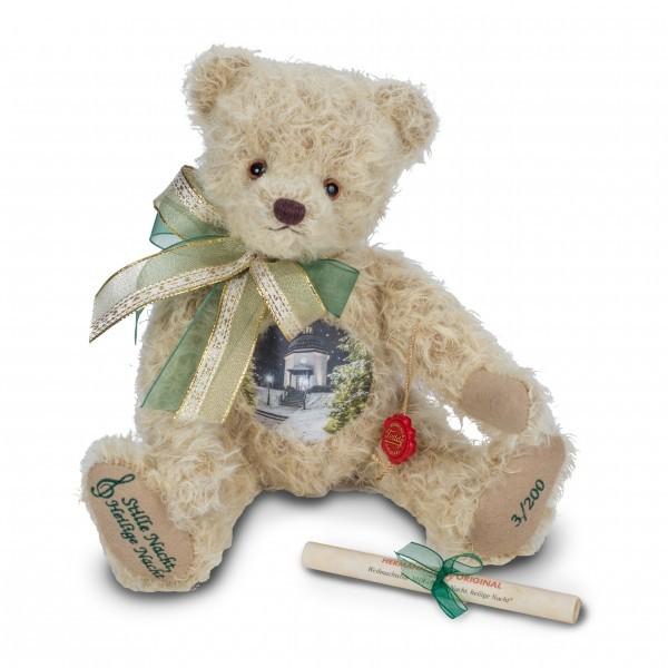 Teddy Hermann 148715 Teddybär Weihnachtsbär 2018 38 cm