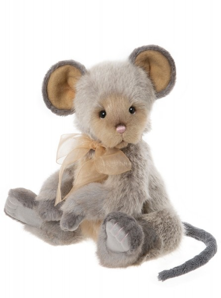 Charlie Bears Roulade Mouse 36 cm