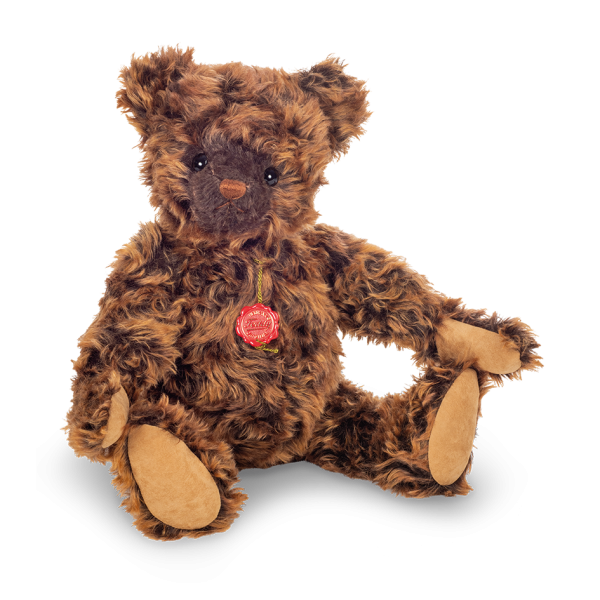 Teddy Hermann 164500 Teddybär Hubert 54 cm mit Brummstimme