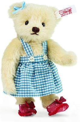 Steiff 682490 Mini Dorothy aus The Wizard of Oz