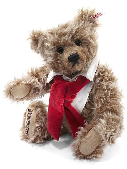 Steiff 657146 Teddybär Beethoven Mohair 30 cm