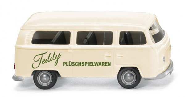 Wiking VW T2 Teddy Hermann Collection