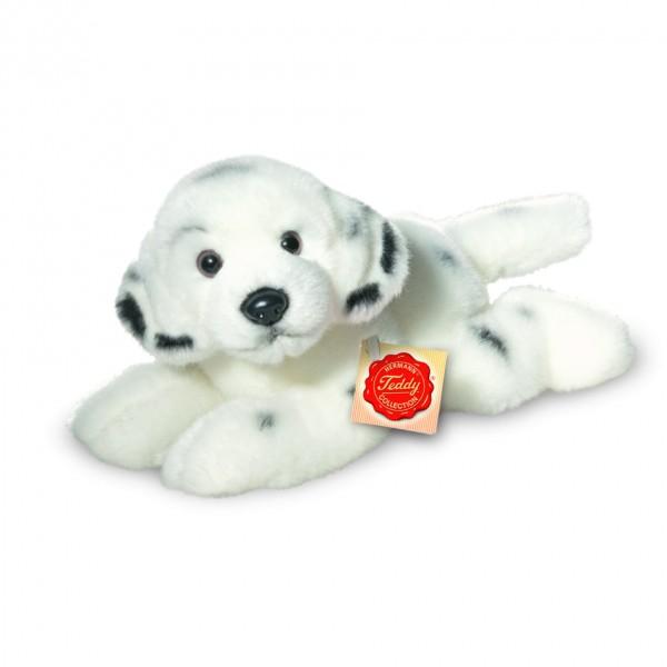 Teddy Hermann 927037 Dalmatiner Hund liegend 24 cm