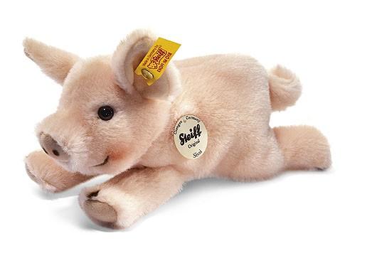 Steiff 280016 kleiner Freund Schwein Sissi 22 cm