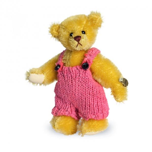 Teddy Hermann 160489 Teddybär Tobias 9 cm