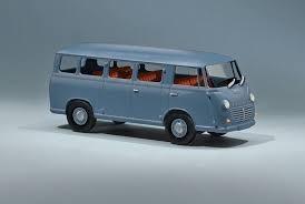 DreiKa Goliath Express 1100 Kombi blau