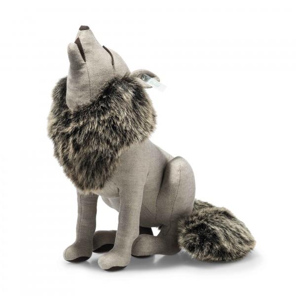 Steiff 025020 Best of Selection Heulender Wolf 38 cm