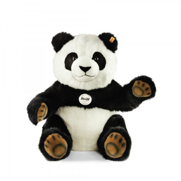 Steiff 075780 Pummy Panda 45 cm sitzend