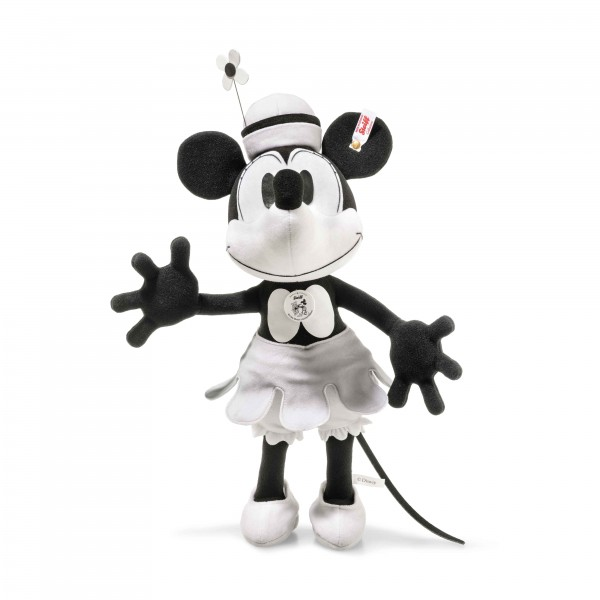 Steiff 354649 Disney Steamboat Willie – Minnie Mouse 38 cm