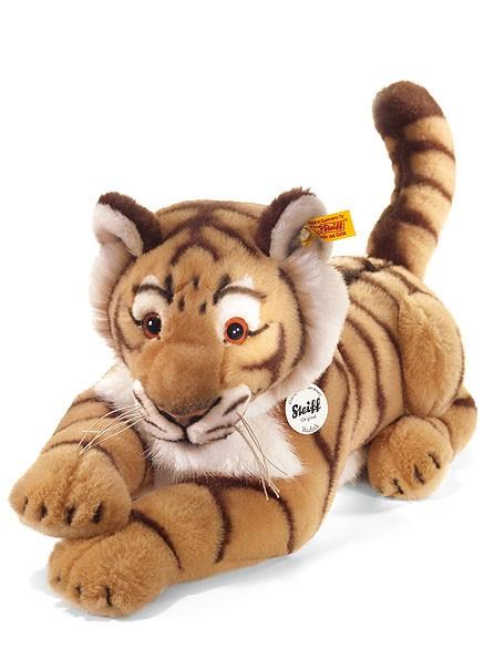 Steiff 064463 Radjah Tiger liegend 45 cm