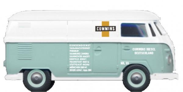 Wiking VW T1 Kastenwagen Cummins
