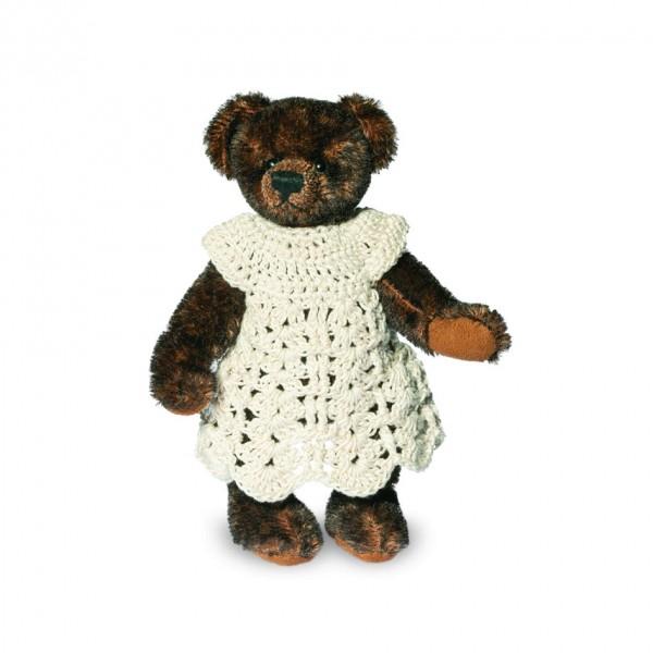 Teddy Hermann 162865 Teddybär Aminata Miniatur 13 cm