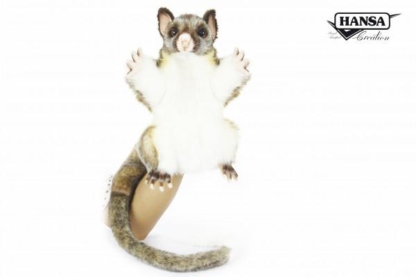 Hansa 7357 Opossum Handpuppe 45 cm