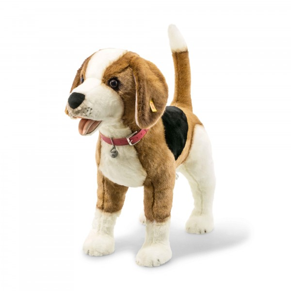 Steiff 501043 Nelly the Beagle 65 cm
