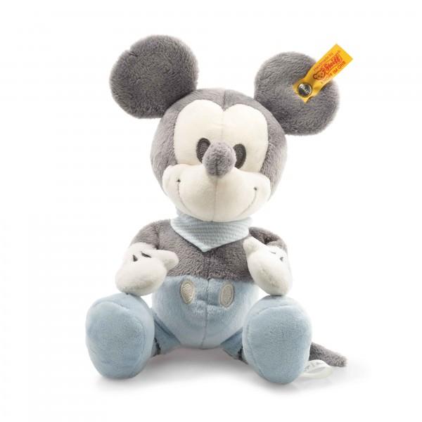 Steiff 290039 Mickey Mouse mit Quietsche und Knisterfolie 23 cm