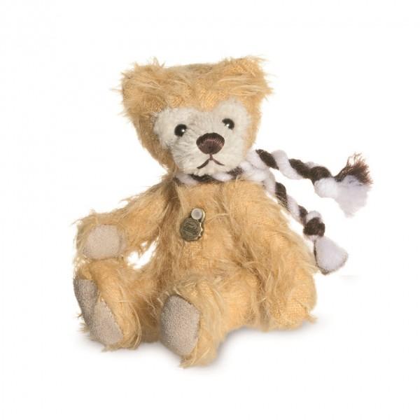 Teddy Hermann 162728 Teddybär Larry Mohair 10 cm