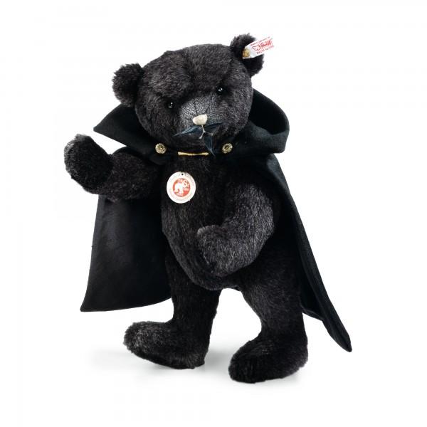 Steiff 034930 Salvador Teddybär Alpaca schwarz 34 cm