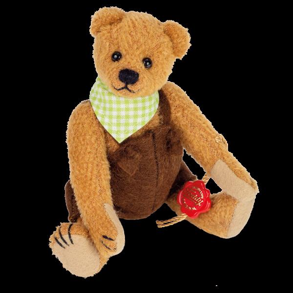 Teddy Hermann 154624 Teddybär Bodo 16 cm