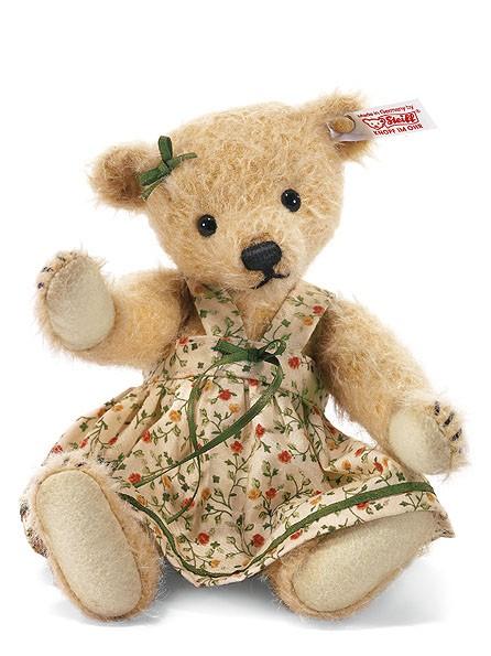 Steiff 036873 April Teddybär Mohair 24 cm
