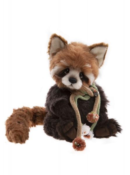 Charlie Bears Apple Pip Red Panda 32 cm