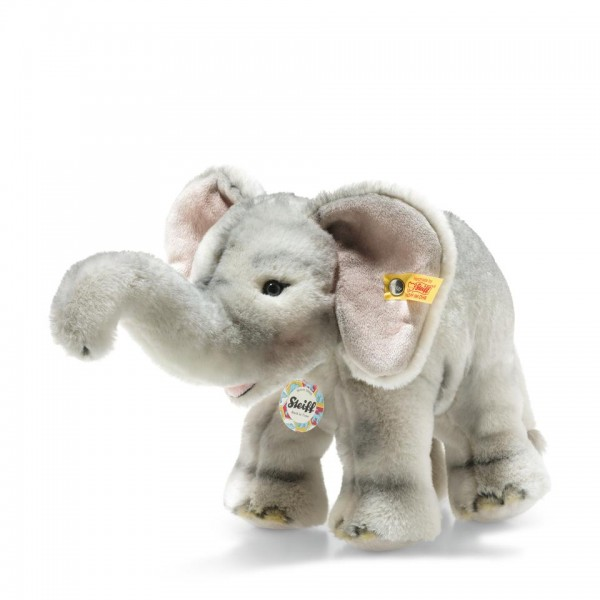 Steiff 064975 Back in Time Ellfie Elefant 28 cm