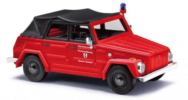 Busch 52717 VW 181 Kurierwagen Feuerwehr Hemsbach