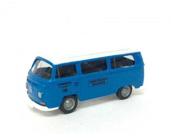 Wiking VW T2 Bus HOESCH Strahlenschutz