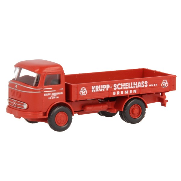 Wiking Mercedes-Benz LP 911 Krupp-Schellhass