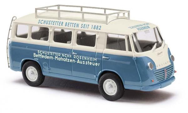DreiKa Goliath Express 1100 Kombi Schustetter Betten Rosenheim