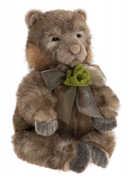 Charlie Bears Darwin Wombat 41 cm