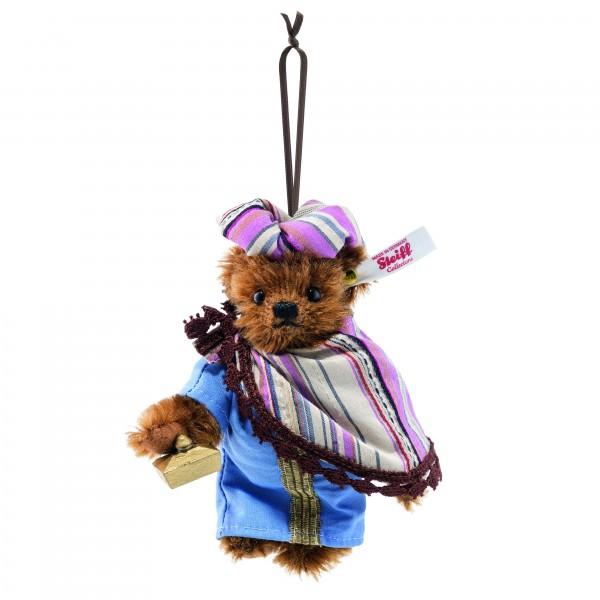 Steiff 034077 Teddybär Balthasar Ornament 10 cm