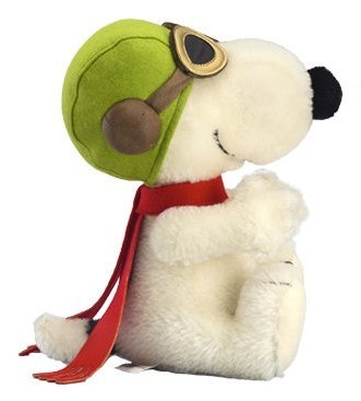 Steiff 678257 Snoopy Flying Ace 24 cm