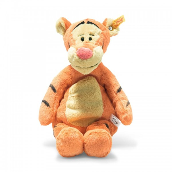 Steiff 024535 Soft Cuddly Friends Tigger 30 cm orange/beige