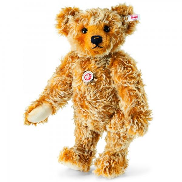 Steiff 021060 Goldi Teddybär Mohair 42 cm mit Brummstimme