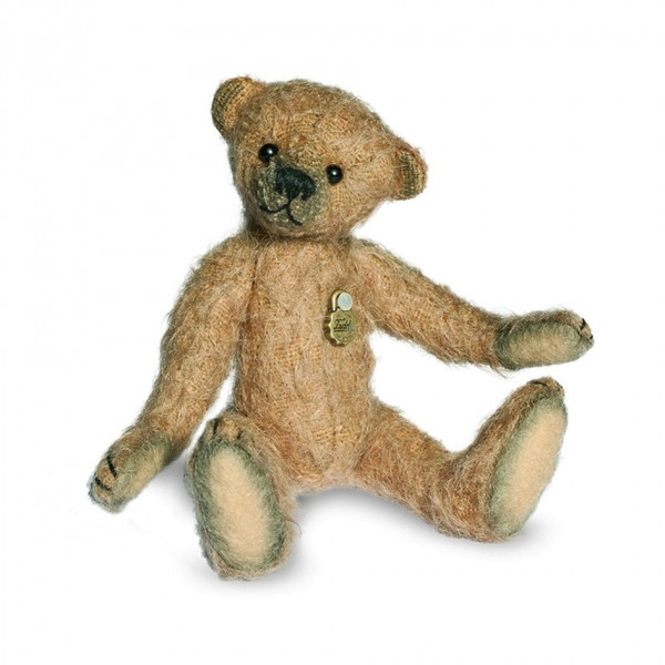 Teddy Hermann 162889 Teddybär Antikbär mode 11 cm