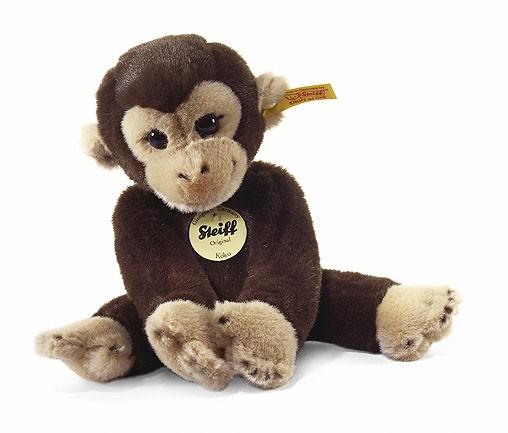 Steiff 280122 kleiner Freund Affe Schimpanse Koko 25 cm