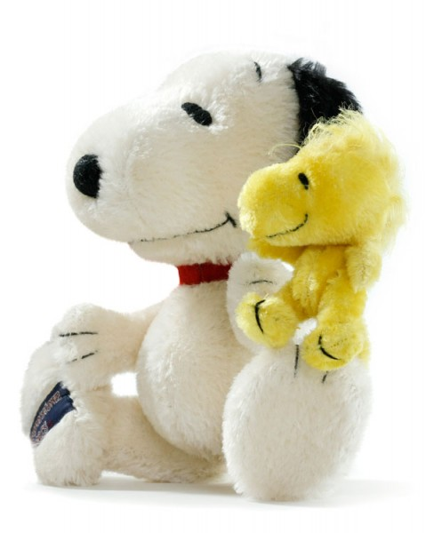 Snoopy and Woodstock 24 cm by Cooperstown Bears