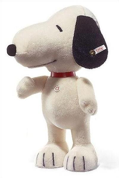 Steiff 668418 Giant Snoopy Mohair 80 cm USA