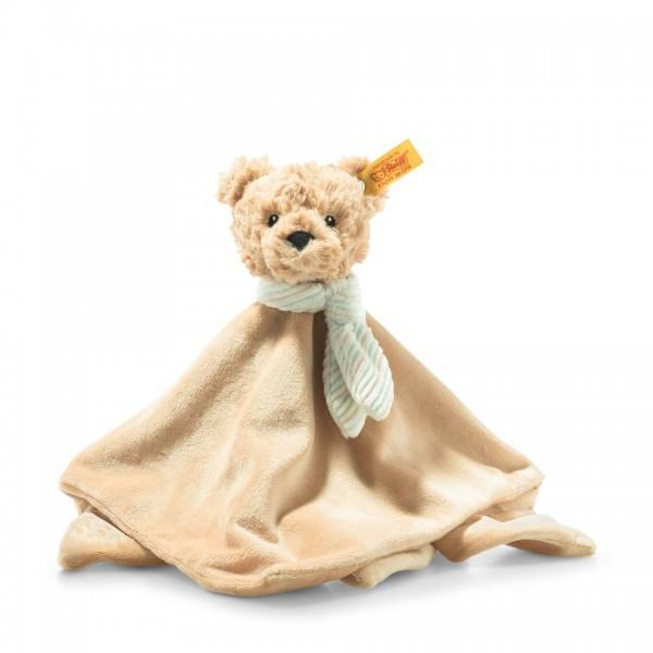 Steiff 242281 Teddybär Jimmy Schmusetuch 26 cm beige