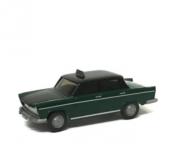 Wiking Fiat 1800 Taxi grün Edizione Italia
