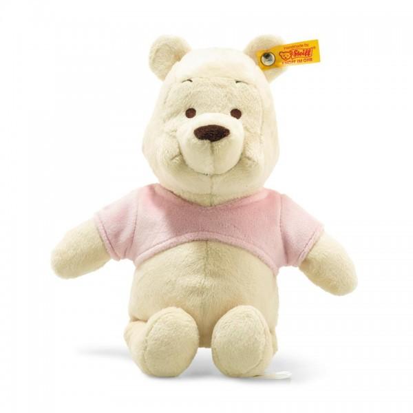 Steiff 290077 Disney Winnie Puuh mit Quietsche und Knisterfolie 25 cm